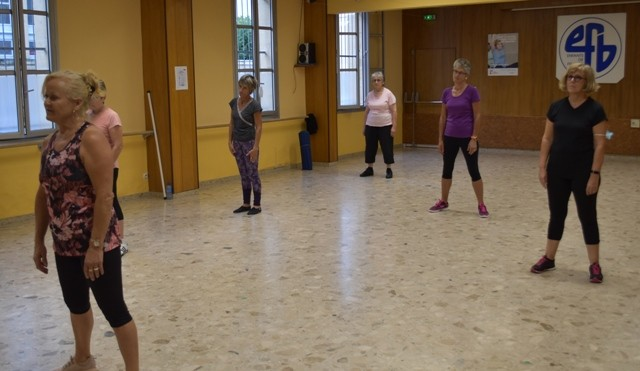 Cours Stretching / Relaxation