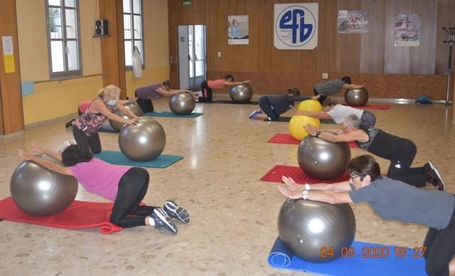 Cours Renforcement Musculaire et Cardio