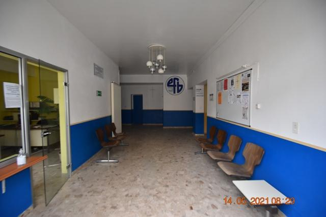 Hall entree site
